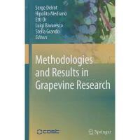 【预订】Methodologies and Results in Grapevine Research