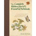 【中商原版】水彩画自学宝典 英文原版 The Complete Watercolorist's Essential N