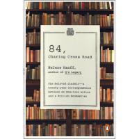 【现货】 英文原版 查令十字街84号 84, Charing Cross Road 北京遇上西雅图 不二情书 简装版