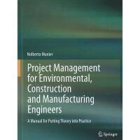 【预订】Project Management for Environmental, Construction