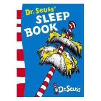 英文原版儿童书 Dr.Seuss's Sleep Book 苏斯博士的睡眠书