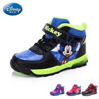 迪士尼儿童运动鞋男童女童运动鞋炫酷闪灯鞋 (3-6岁可选)DS2111