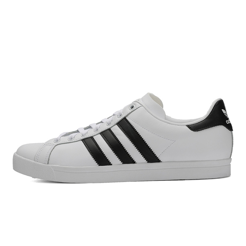 adidas/阿迪达斯中性款三叶草小白鞋王嘉尔同款休闲运动板鞋EE8900