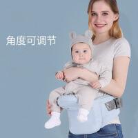 宝宝腰凳单凳婴儿背带抱带四季通用前抱式坐凳夏季