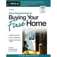 【预订】Nolo's Essential Guide to Buying Your First Home
