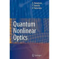 【预订】Quantum Nonlinear Optics