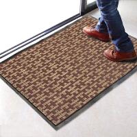 享家梧桐防滑脚垫除尘垫60*90�M大门口入户进门地毯门厅门垫地毯地垫