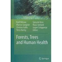 【预订】Forests, Trees and Human Health