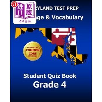 【中商海外直订】Maryland Test Prep Language 海外发货,付款后预计2-4周到货