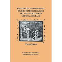 【预订】English and International: Studies in the