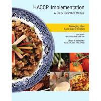 【预订】HACCP Implementation: A Quick Reference Manual: