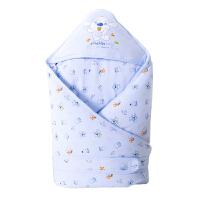新生儿包被婴儿抱被初生小被子宝宝款可脱胆用品