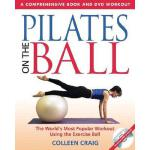 【预订】Pilates on the Ball: A Comprehensive Book and DVD