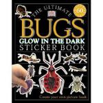 【预订】Glow in the Dark: Bugs