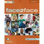 【预订】Face2face Starter Student's Book [With CDROM and CD
