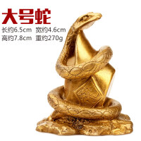 创意礼品黄铜十二生肖摆件风水大小鼠牛虎兔龙蛇马羊猴鸡狗猪工艺品创意礼品