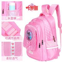 叶罗丽书包小学生一二年级女孩儿童双肩包幼儿园轻便女童背包3岁5