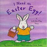 【预订】I Need an Easter Egg