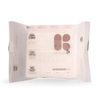 韩国MOTHER-K新生儿宝宝专用干湿两用巾护肤棉柔巾湿纸巾15抽/包