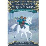 【现货】英文原版Magic Tree House 36(Merlin Mission08):Blizzard of t