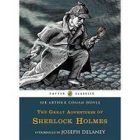 The Great Adventures of Sherlock Holmes英文原版 福尔摩斯大冒险