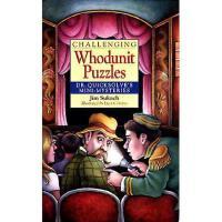 【预订】Challenging Whodunit Puzzles: Dr. Quicksolve's