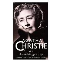 英文原版 AN AUTOBIOGRAPHY CHRISTIE 阿加莎・克里斯蒂自传