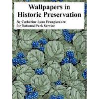 【预订】Wallpapers in Historic Preservation
