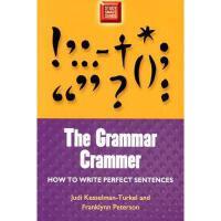 【预订】Grammar Crammer: How to Write Perfect Sentences