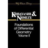 【预订】Foundations Of Differential Geometry, Vol. 2
