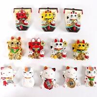 创意礼品装饰品立体磁性贴 旅游纪念品猫冰箱贴