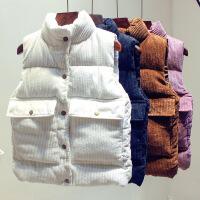 哆哆何伊【买到即是赚到!!】学生2019冬季加厚短款外套羽绒服棉衣女装学院风潮