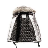 冬季毛领连帽棉衣男士大码韩版加厚工装棉服潮流冬天棉袄外套男装