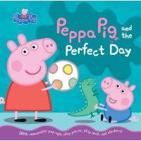 Peppa Pig and the Perfect Day 粉红猪小妹:完美的一天【英文原版童书 小猪佩奇系列】
