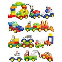 儿童积木玩具大颗粒拼装积木2-3-6周岁男女孩子拼装玩具