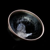 油桶建盏茶碗品茗杯窑变釉油滴主人杯单杯工夫茶盏