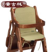 黄古林海绵草餐椅垫座椅凉席座垫婴儿宝宝草席透气bb凳餐椅凉席垫