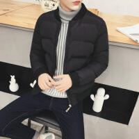 冬季2018新款韩版潮流短款棉衣男外套学生加厚冬装棉袄子羽绒