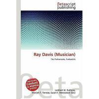 【预订】Ray Davis (Musician)