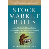 【预订】Stock Market Rules: 50 of the Most Widely Held
