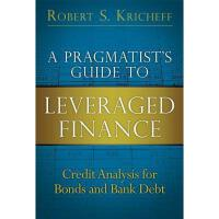 【预订】A Pragmatist's Guide to Leveraged Finance: Credit