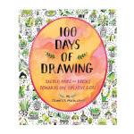【中商原版】100天手把手教你绘画 英文原版 100 Days of Drawing (Guided Sketchbo