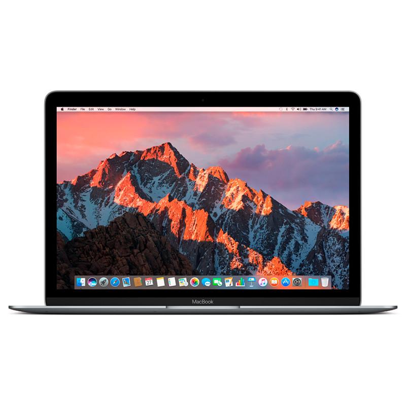 【支持礼品卡】Apple MacBook 12英寸笔记本电脑 2017新款Core m3 处理器/8GB内存/256GB闪存全新正品 全国联保 顺丰包邮