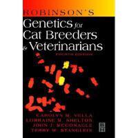 【预订】Robinson's Genetics for Cat Breeders and