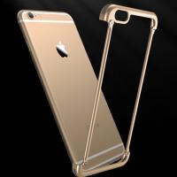 苹果6plus手机壳iphone6金属边框6s全包男女款