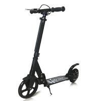 儿童滑板车二2两轮手刹8-10-15岁青少年男女孩校园代步踏板车