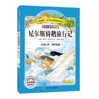 尼尔斯骑鹅旅行记:语文新课标 中小学生必读丛书 快乐读书吧 彩绘注音版