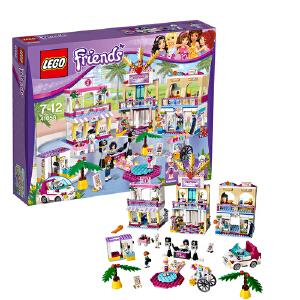 [当当自营]LEGO 乐高 Friends好朋友系列 心湖城购物广场 积木拼插儿童益智玩具 41058