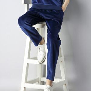 【满299减200 618开始了】Fanru梵如 2018春季新款女装时尚运动裤休闲裤长裤春装裤子女 F286-K05