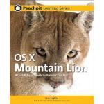 【预订】OS X Mountain Lion: Peachpit Learning Series